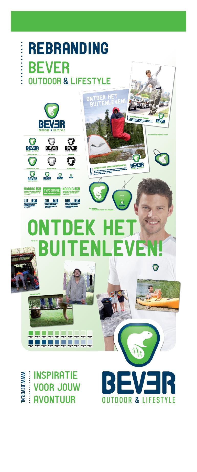 Bever Zwerfsport Schoudertas : Concept bever zwerfsport portfolio patriek pelzers